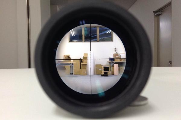 sightron TR-X ライフルスコープ比較