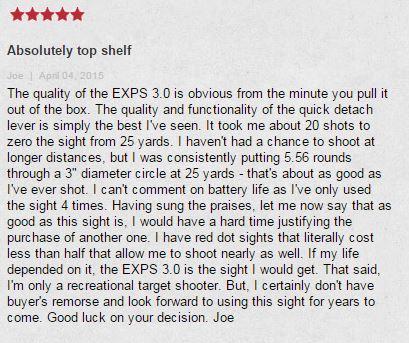 EOTech EXPS3-0(イオテック)