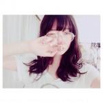 岡本 夏美(おかもと なつみ)メガネ姿・かわいい