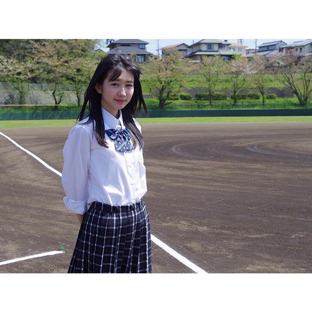 岡本 夏美(おかもと なつみ)制服・かわいい・癒し