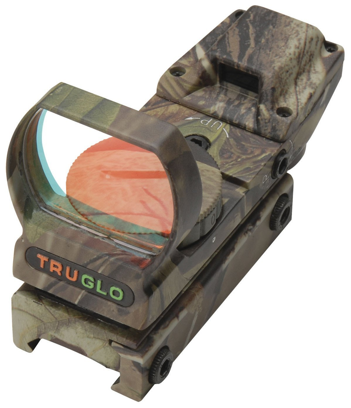 Truglo Red-Dot Open 4-Reticle Sight, APG