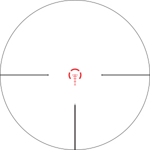 Strike Eagle 1-6x24 ボルテックス(Vortex)ライフルスコープ